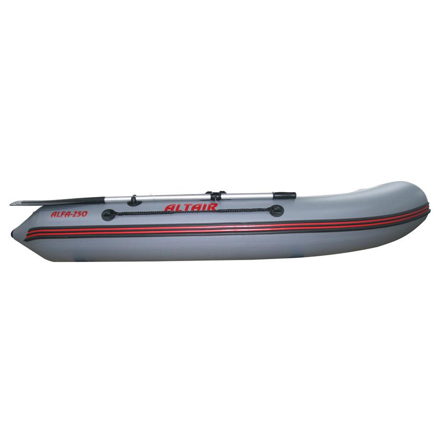 производство моторно гребных лодок